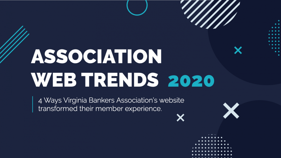 Association Web Trends 2020